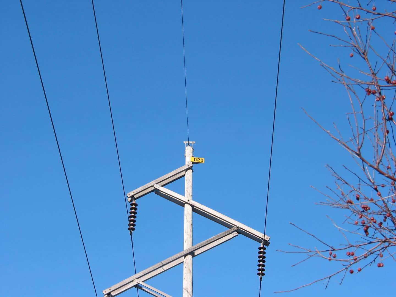 pole marking