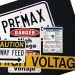Premax Custom Signs Various