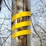 Premax Delineators Yellow