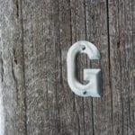 Premax Gothic Typeface G