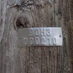 Custom Pole Tags