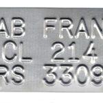 Winery Tag - Cab Franc