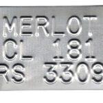 Winery Tag - Merlot